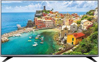 LED televizor FullHD LG 43LH541V s úhlopříčkou 108 cm