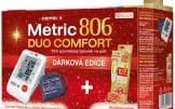 Cemio Metric 806 DUO COMFORT Tonometr s dárkem