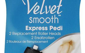 SCHOLL Velvet Smooth Náhradní válečky 2 kusy