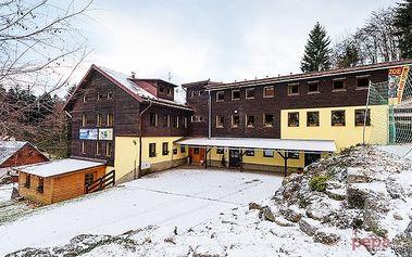 3–8denní pobyt s wellness pro 2 osoby v pensionu Artur v Jizerských horách
