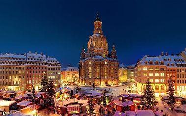 Vánoční trhy Drážďany (Německo) – jednodenní zájezd