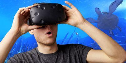 Virtuality - herna virtuální reality