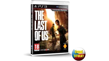 Sony PlayStation 3 The Last Of Us CZ (PS719275350)