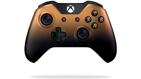 Microsoft Xbox One Langley Wireless (GK4-00033) bronzový