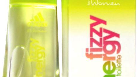 Adidas Fizzy Energy Toaletní voda 30ml