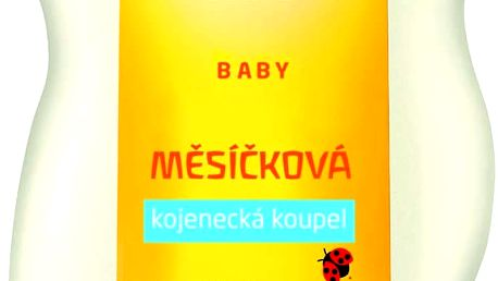 Weleda Mesíčková kojenecká koupel 200 ml