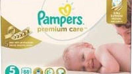 PAMPERS Premium Care 5 junior 11-18 kg 88 kusů