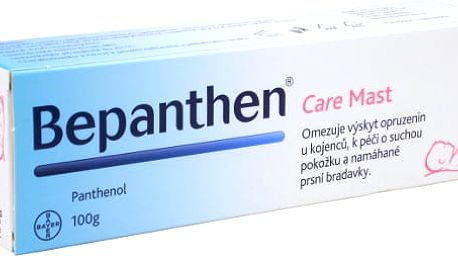 BEPANTHEN® Care Mast 100 g