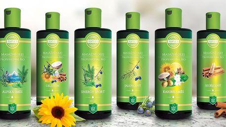 Regenerační a relaxační oleje