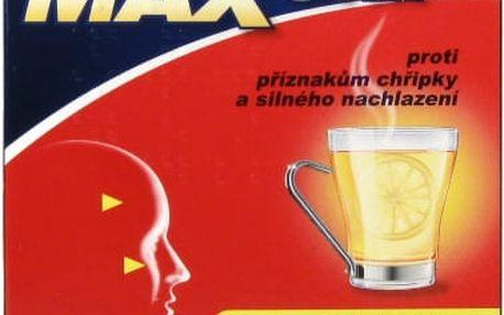 COLDREX MAXGRIP citron Prášek pro roztok 10 sáčků