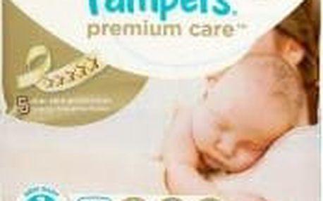 PAMPERS Premium Care 1 NEWBORN 2-5 kg 88 kusů