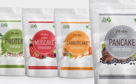 Zdravé pochoutky nabité proteiny