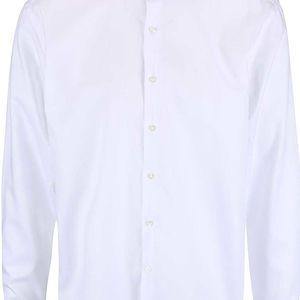 Bílá pánská slim fit košile Seven Seas Fine Twill