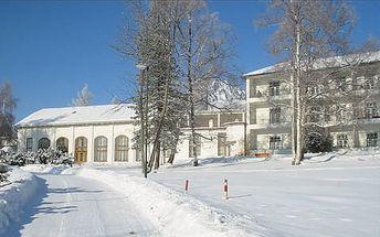 Ozdravný pobyt v Tatrách v lázeňském sanatoriu Dr. Guhra s platností do konce dubna 2017