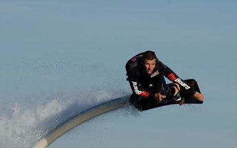 Hoverboard na Vysočině