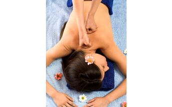 Thajská masáž pro dva v Praze