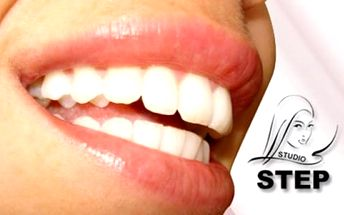 Až 86% sleva na šetrné bezperoxidové bělení zubů