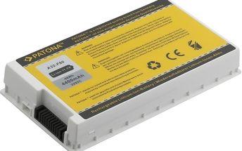 Patona baterie pro Asus A32-F80 4400mAh 11,1V, bílá - PT2292
