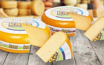Lahodné holandské sýry Gouda