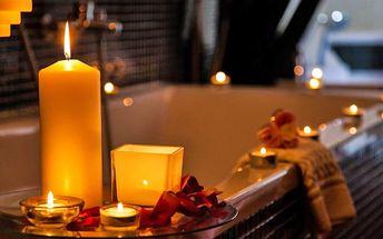 Romantika a wellness pro DVA ve 4* Parkhotelu Morris Nový Bor s polopenzí