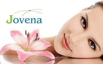 150minutový rozmazlovací kosmetický balíček ve studiu Jovena v Ostravě
