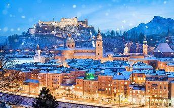 Jednodenní adventní zájezd do Salzburgu pro 1 osobu