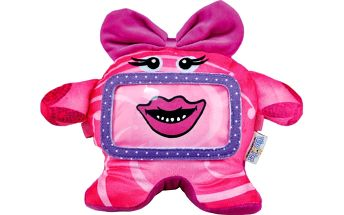 Wise Pet ochranný a zábavný dětský obal pro Smartphone - Pinky - WSP-900003