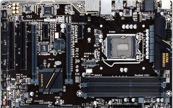 Gigabyte H170-HD3 DDR3 (rev. 1.0)