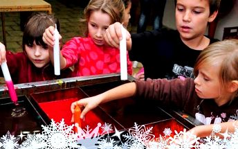 Tvoření ve svíčkárně Rodas a návštěva mini zoo