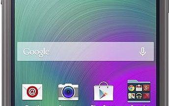 Samsung ochranný kryt EF-PA500B pro Galaxy A5 (SM-A500), hnědá - EF-PA500BAEGWW