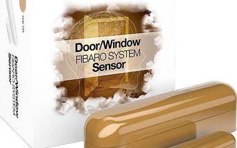 Fibaro Bateriový senzor na okna a dveře, krémová - FIB-FGK-104-ZW5
