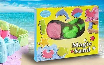 Sada zázračného tekutého písku pro děti i pro dospělé