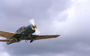 Vyhlídkové lety letadlem v Jihomoravském kraji
