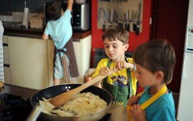 Kurz vaření pro děti
