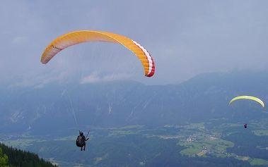 Kurz paraglidingu v Moravskoslezském kraji