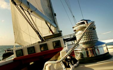 Den na jachtě ve Středočeském kraji