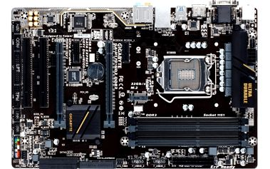 Gigabyte H170-HD3 DDR3 (rev. 1.0)