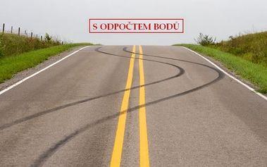 Kurz bezpečné jízdy s odpočtem bodů v Ústeckém kraji