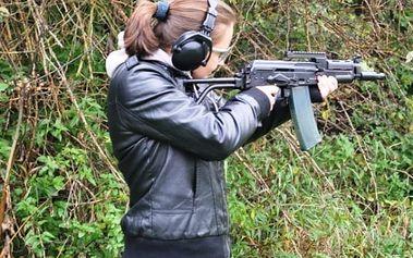 Střelba z historických válečných zbraní ve Středočeském kraji