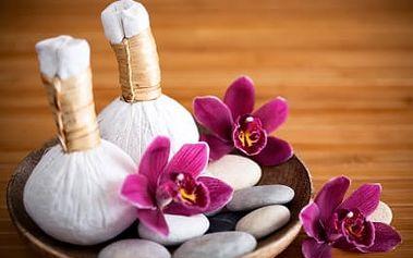 Thajská bylinná masáž v Jihomoravském kraji