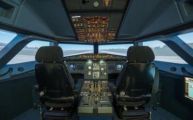 Letecký simulátor Airbus A320