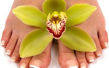 Thajská masáž nohou v Praze