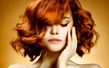 Střih, regenerační zábal a maska pro krásné vlasy