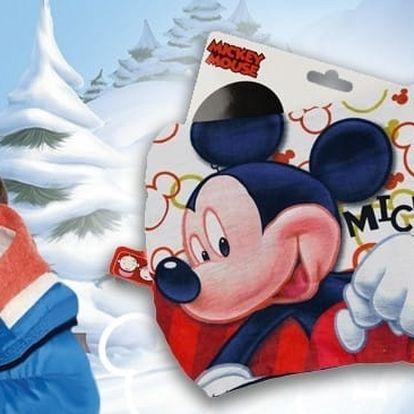 Nákrčník s motivem Mickey Mouse