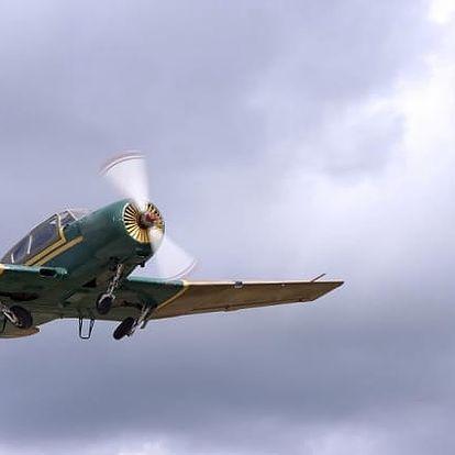 Vyhlídkové lety letadlem v Karlovarském kraji