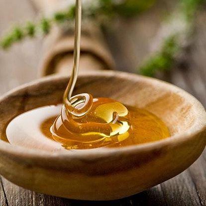 Medová masáž