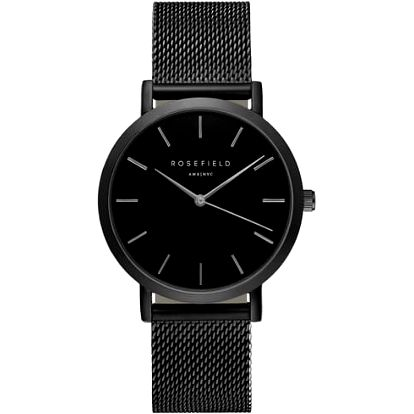 Rosefield The Mercer ROSE-018-BLK