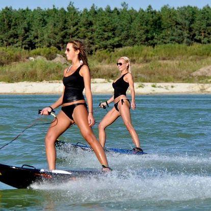 Jetsurf - motorové surfování