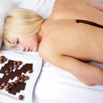 Čokoládová masáž v Karlovarském kraji