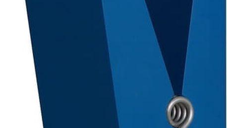 Modrý kolík na zavěšení šatních doplňků SwabDesign